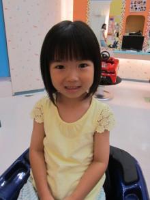 子供 髪型 女の子